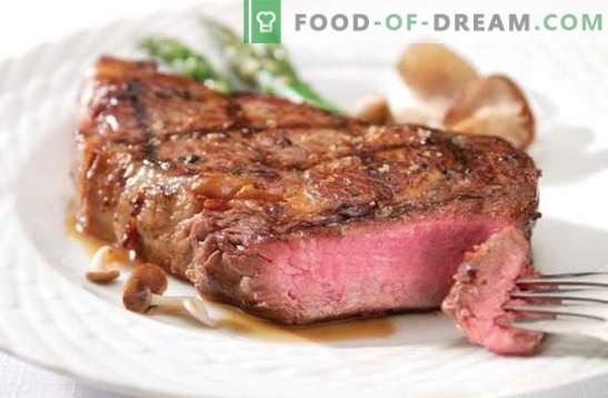 Govedina na žaru - meso z rdečilom! Goveji zrezki na žaru z zelenjavo, čebulo, medom, marinadom česna in majoneze
