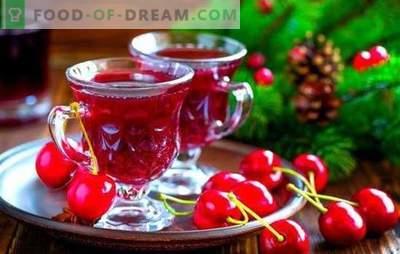 Cherry liker: svetle barve poletja v kozarcu! Recepti za češnjev liker - trije načini izdelave: umetnost domačih čarovnikov