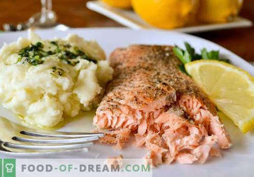 Losos v počasnem štedilniku - najboljši recepti. Kako pravilno in okusno kuhati lososa v počasnem štedilniku.