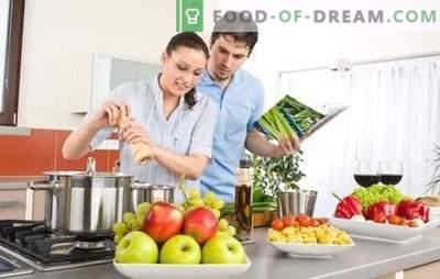 Hitro in poceni kuhanje za kosilo: gospodinjstvo za gospodinje! Izbor receptov za hiter in ugoden obrok za kosilo
