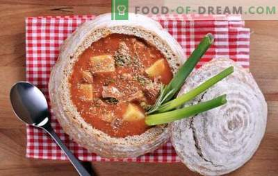Svinjski golaž v počasnem štedilniku - omaka, juha in glavno jed. Najboljši recepti in značilnosti svinjskega golaža v počasnem štedilniku