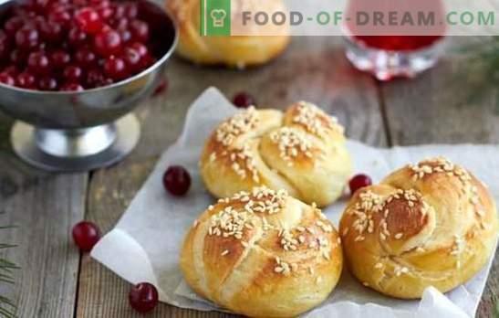 Sezamovi kolački so najboljši začetek dneva. Recepti za pripravo sezamovih žemljic: sladke, vitke, snack bari, kremne jedi