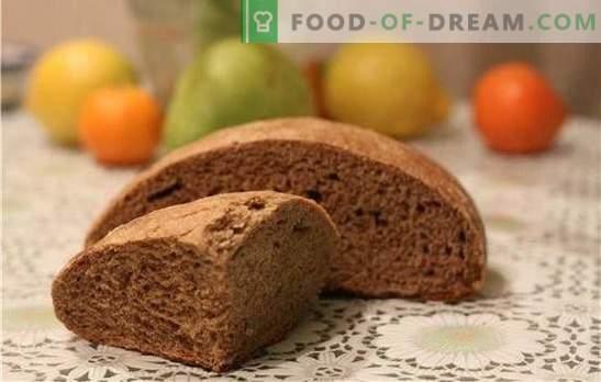 Recept za rženi kruh v počasnem štedilniku - v kulinarični banki. Rženi kruh v počasnem štedilniku - okusen, hiter in dokaj preprost