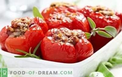 Postopen recept za polnjene paprike z mletim mesom. Kako kuhati polnjene paprike z mletim mesom na štedilniku in v pečici
