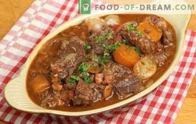 Svinjska enolončnica s krompirjem - dišeče tradicije. Kako kuhati krepko in okusno svinjsko omako s krompirjem