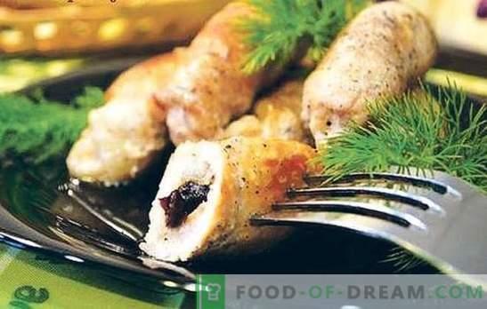 Svinjski prsti - meso napolnjeno! Recepti za aromatične, sočne in rdeče prste s polnilom za zadovoljen praznik
