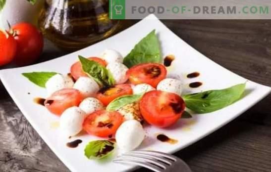 Italijanska predjeda - svet harmoničnih kombinacij. Recepti za preproste in okusne italijanske predjedi iz sira, jajčevcev, paradižnikov, mesa in piščanca