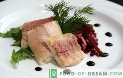 Vis bereiden - aanbevelingen en recepten voor gezonde gerechten. Hoe lang duurt het om vis te koken: zoet water en zout water