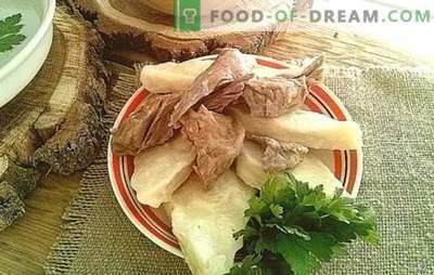 Avar Khinkali - okusno, preprosto, izvirno! Kako kuhati okusne avarske kinkalije, variacije omak za njih
