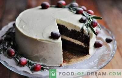 Kremna kremna peciva iz slike! Kremni kremni recepti za okrasne in dekorativne torte