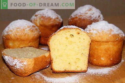 Cheesecake - najboljši recepti. Kako pravilno in okusno skuhati skuto.