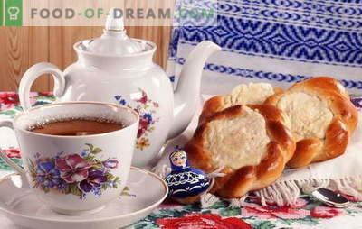 Kvasov siri - recepti moje babice. Piščančje meso: tradicionalno, slano in jagodičasto, z marmelado