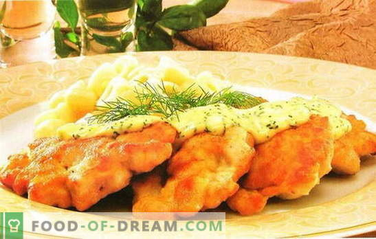 Piščančja prsa s korenjem so lep prehranski obrok. Recepti za piščančje prsi in korenček: roll, pečenka, solata, mesne kroglice