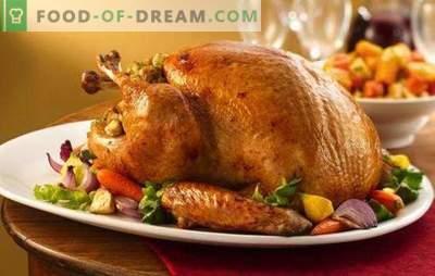 Turčija z zelenjavo - okusna, zdrava, lepa! Izbor dietnih in prazničnih receptov za purane z zelenjavo