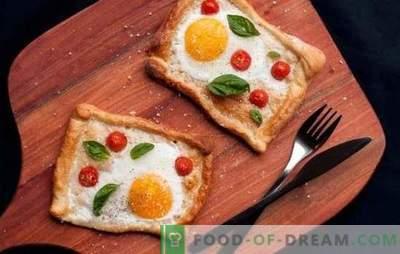 Umešana jajca s paradižnikom so varna možnost za hiter zajtrk ali lahka večerja. Načini izdelave okusnih umešanih jajc s paradižnikom