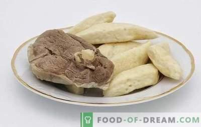 Dagestan Khinkali - krepak ljudska jed Severnega Kavkaza. Zanimivi in nenavadni recepti za pripravo dagestanskega kinkalija