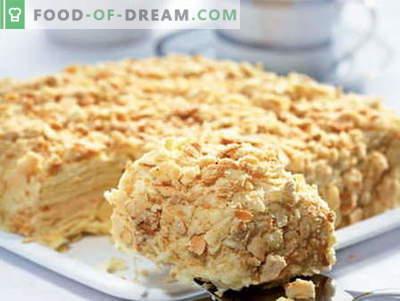Kondenzirano mlečno pecivo je najboljši recept. Kako pravilno in okusno kuhati torto s kondenziranim mlekom.