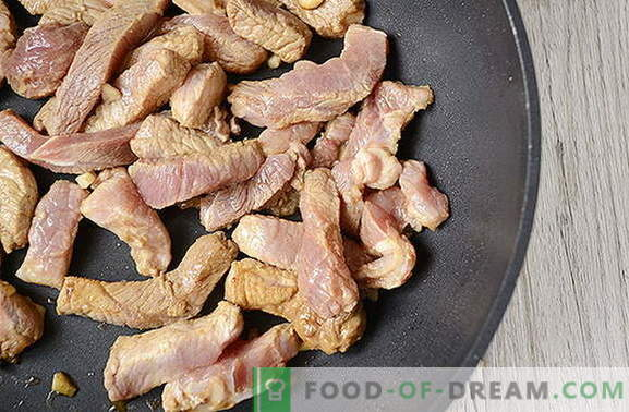 Kako kuhati meso na Tajskem doma? Veliko lažje, kot se zdi