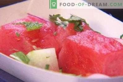 Pršuta instant lubenica