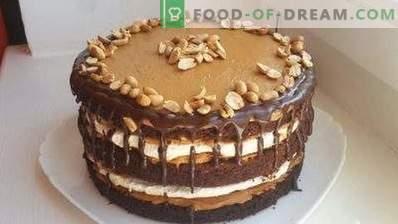 Snickersova torta
