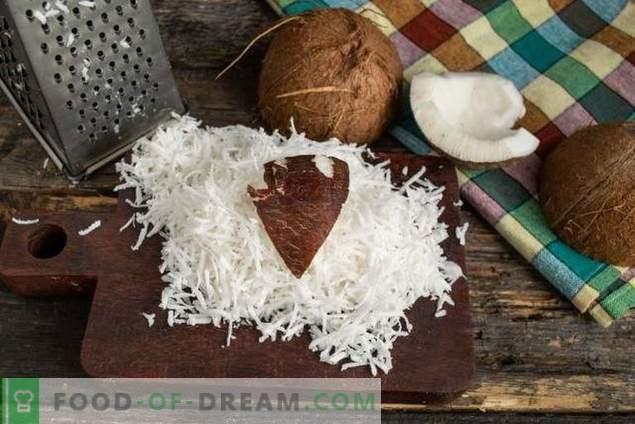 Nemški kokosov pite Kukhen