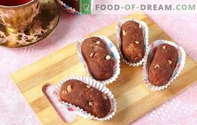 Recepti za čaj: hitro in okusno v naglici. Pite, kolački, torte, piškoti in drugi hitri, okusni čajni recepti